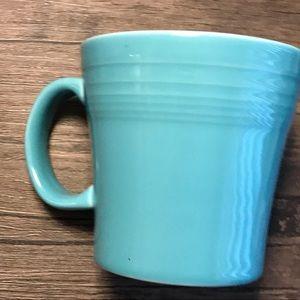 Fiesta Homer Laughlin mug green/teal
